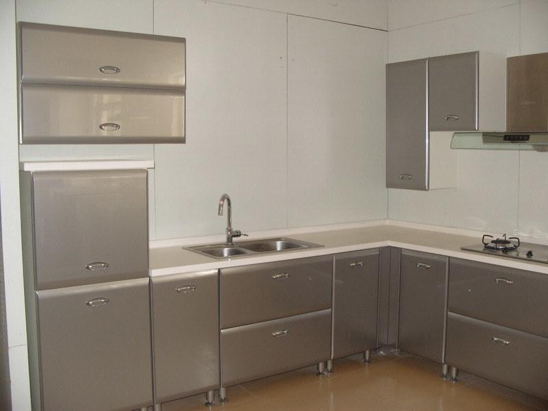 Armario de cocina/PVC Muebles de Cocina (HA-KC004) – Armario de ...