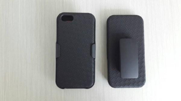 Cassa posteriore del telefono della stecca per il iPhone 5