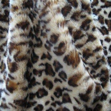 Fibra de origen animal como el paquete de rodadura de la serie