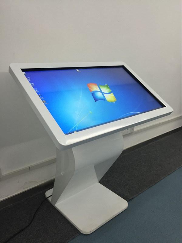 42 Inch-Fußboden-Stellung-Note einteiliges PC Touch Screen LCD-Überwachungsgerät
