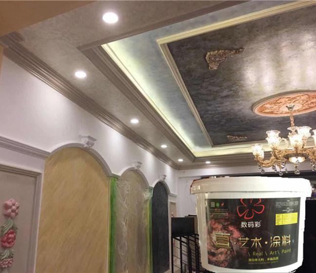 Hot Vendre Non Toxic Peinture Acrylique Couleur Mur
