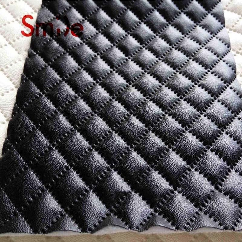 El repujado sofá de cuero sintético para tapa de asiento de coche