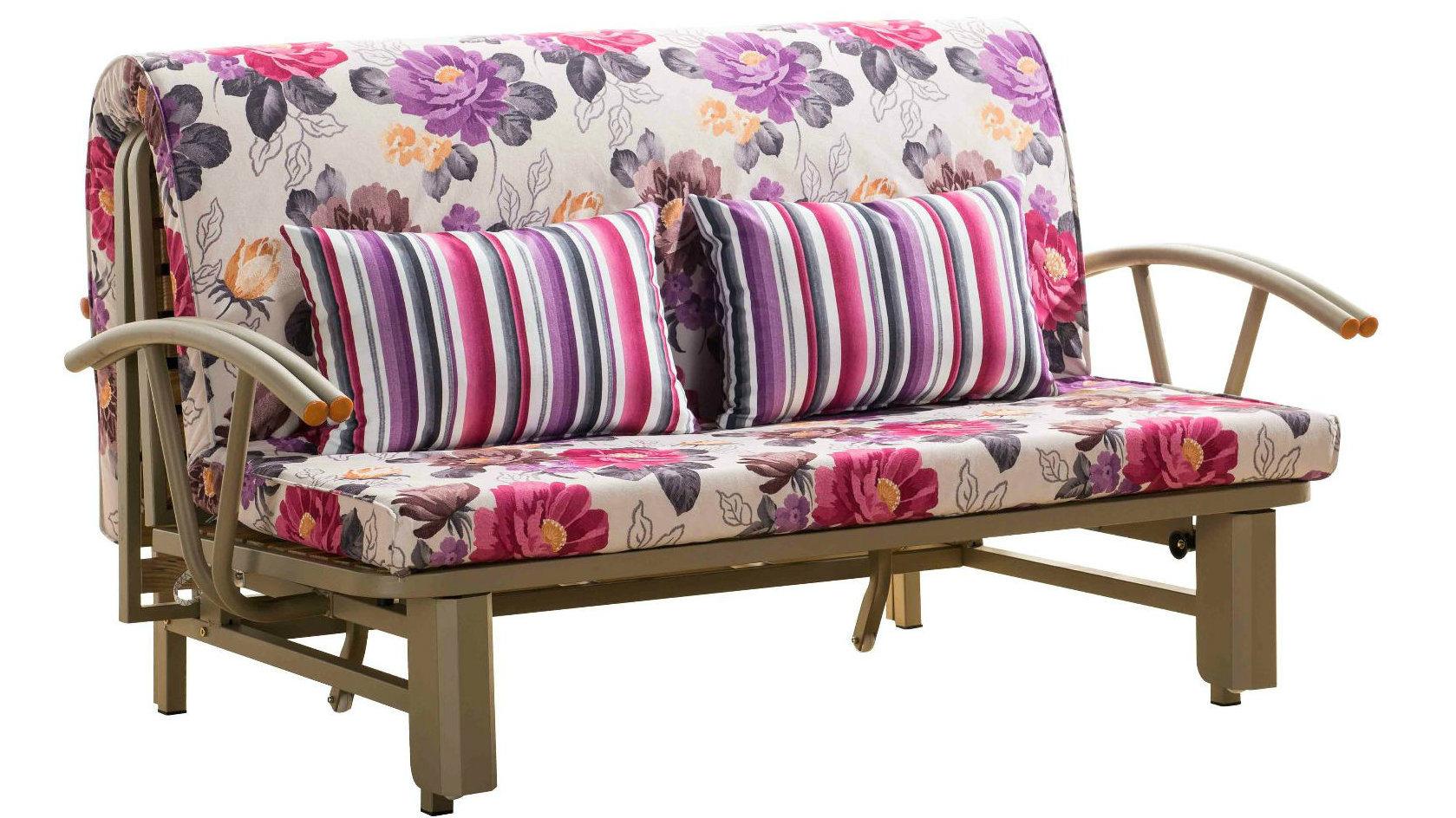 El marco de metal de diseño Sofa cama Cum – El marco de metal de ...