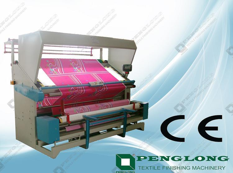Pl-A2 de tissu Tensionless Contrôle de la machine pour le tissus de tricot et spandex