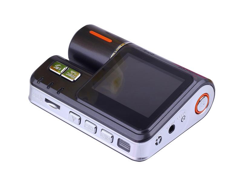 Carro de lente dupla câmara (I1000)