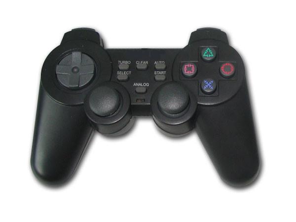PS2 Joypad Amortecedor Duplo