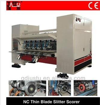 Servo-Gefahrene Art des Nc-dünn Blatt-Slitter-Punktezähler-NCFY-2500-Servo