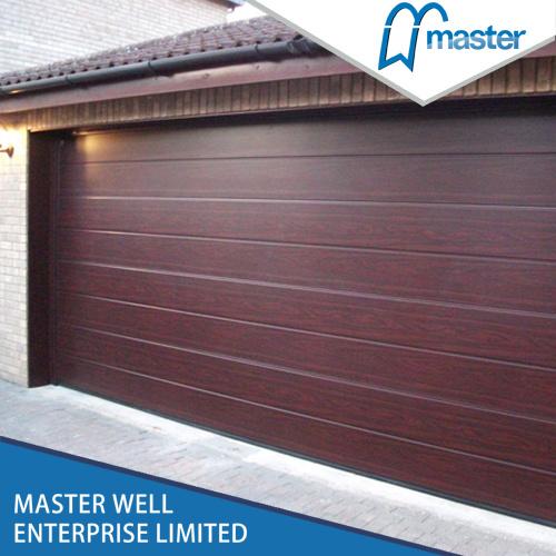 Precio puerta garaje seccional motorizada puerta for Costo del garage
