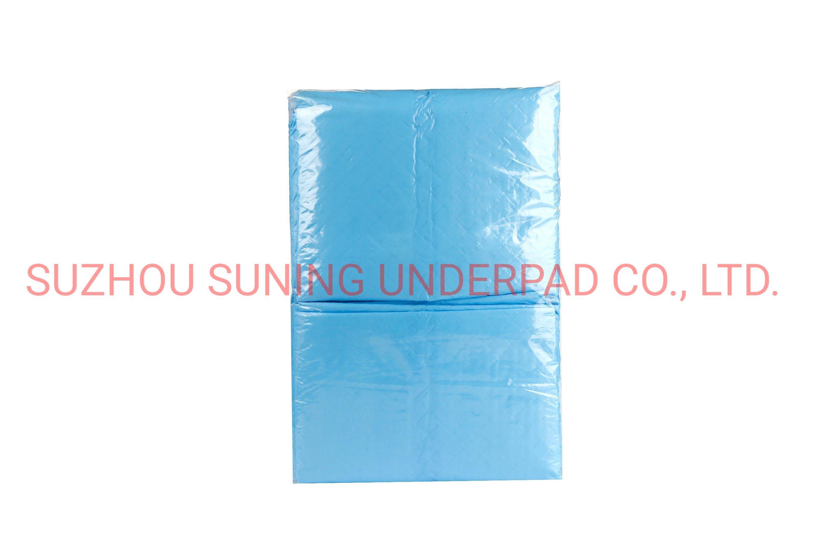 Opreating部屋の使用のための100X230cm Suning極度の吸収性の外科Underpad