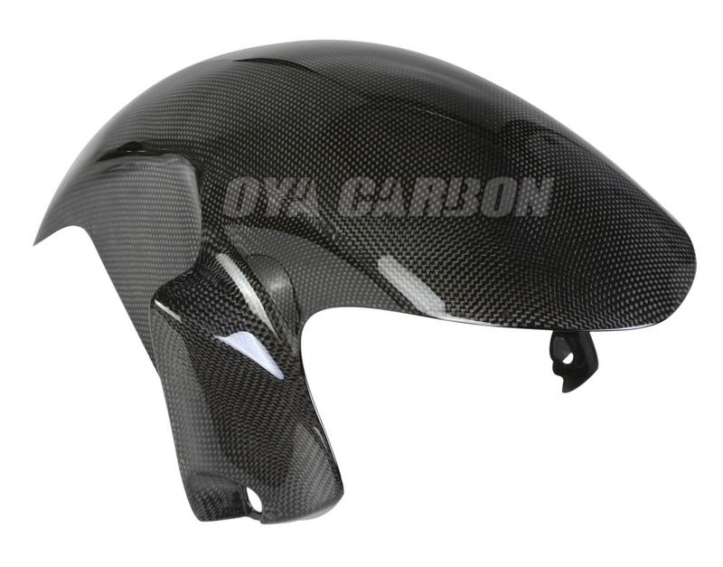 Переднее крыло из углеродного волокна для YAMAHA Yzf-R6 08-13