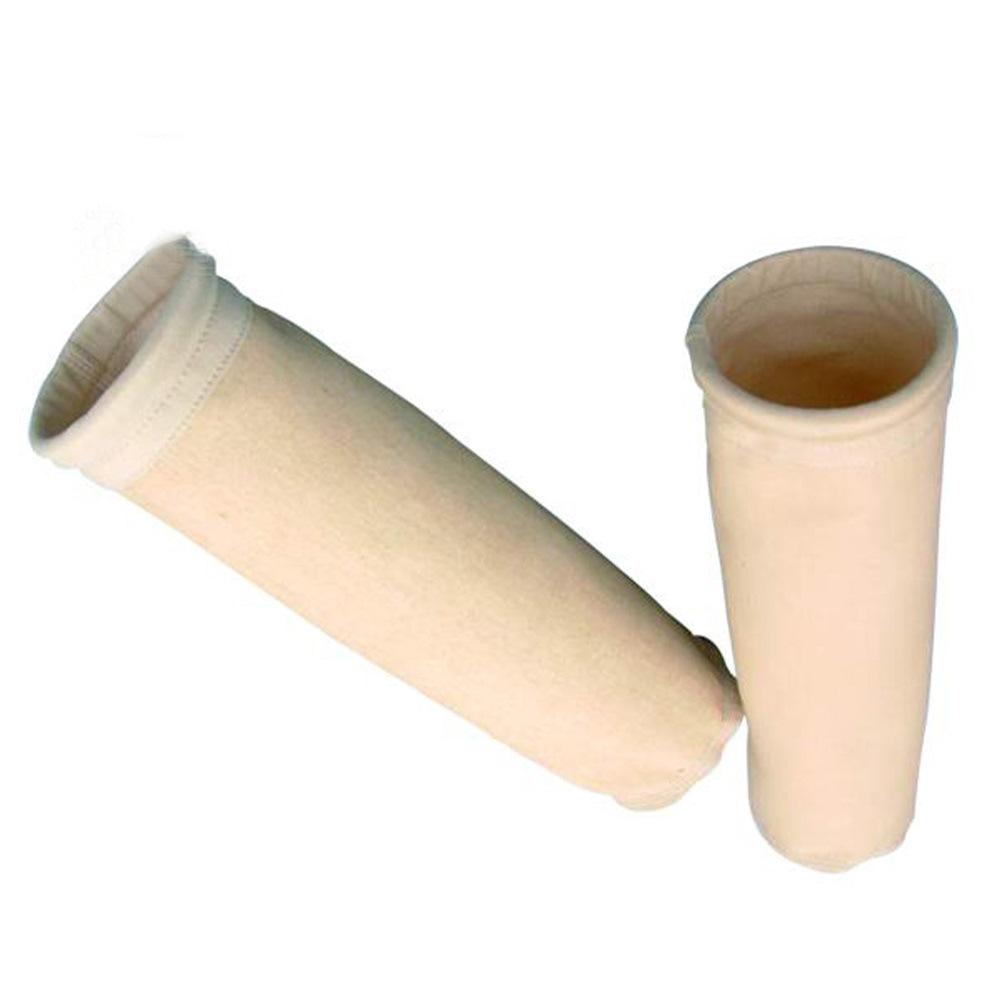 Beständige PPS-Staub-Sammler-Hochtemperaturfiltertüte für Zementindustrie