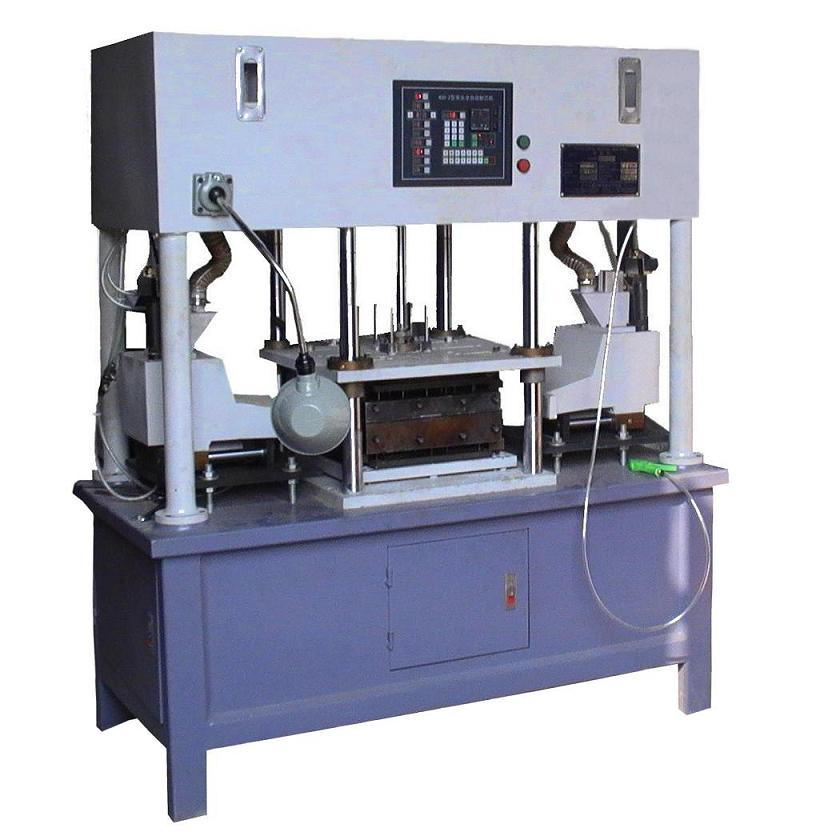 La prise de vue de la machine de base (Z400)