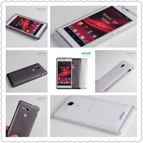Pour Sony M35H, M35C, Xperia Sp couvre de téléphone cellulaire