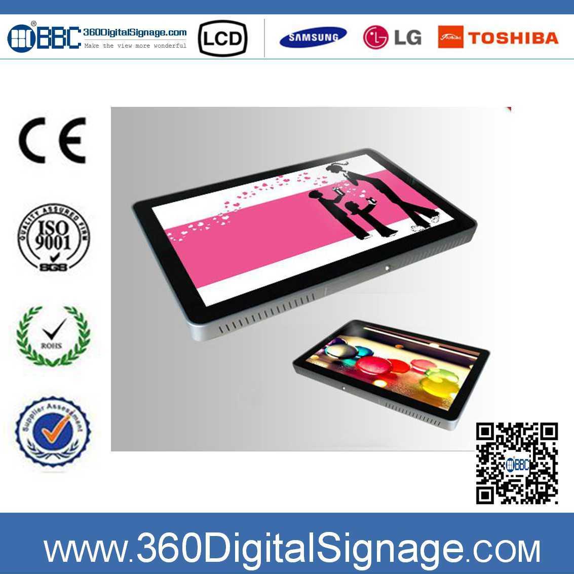 42inch Soem Wall Hanging LCD Display Advertizing