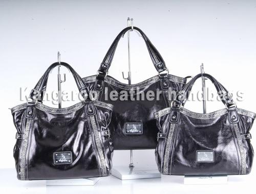 Lederhandtasche (B-35940)