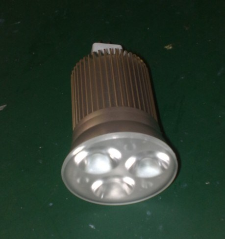 Luce GU10 del punto del LED