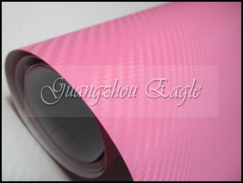 Rosa 3D de fibra de carbono (EG-TQ06)