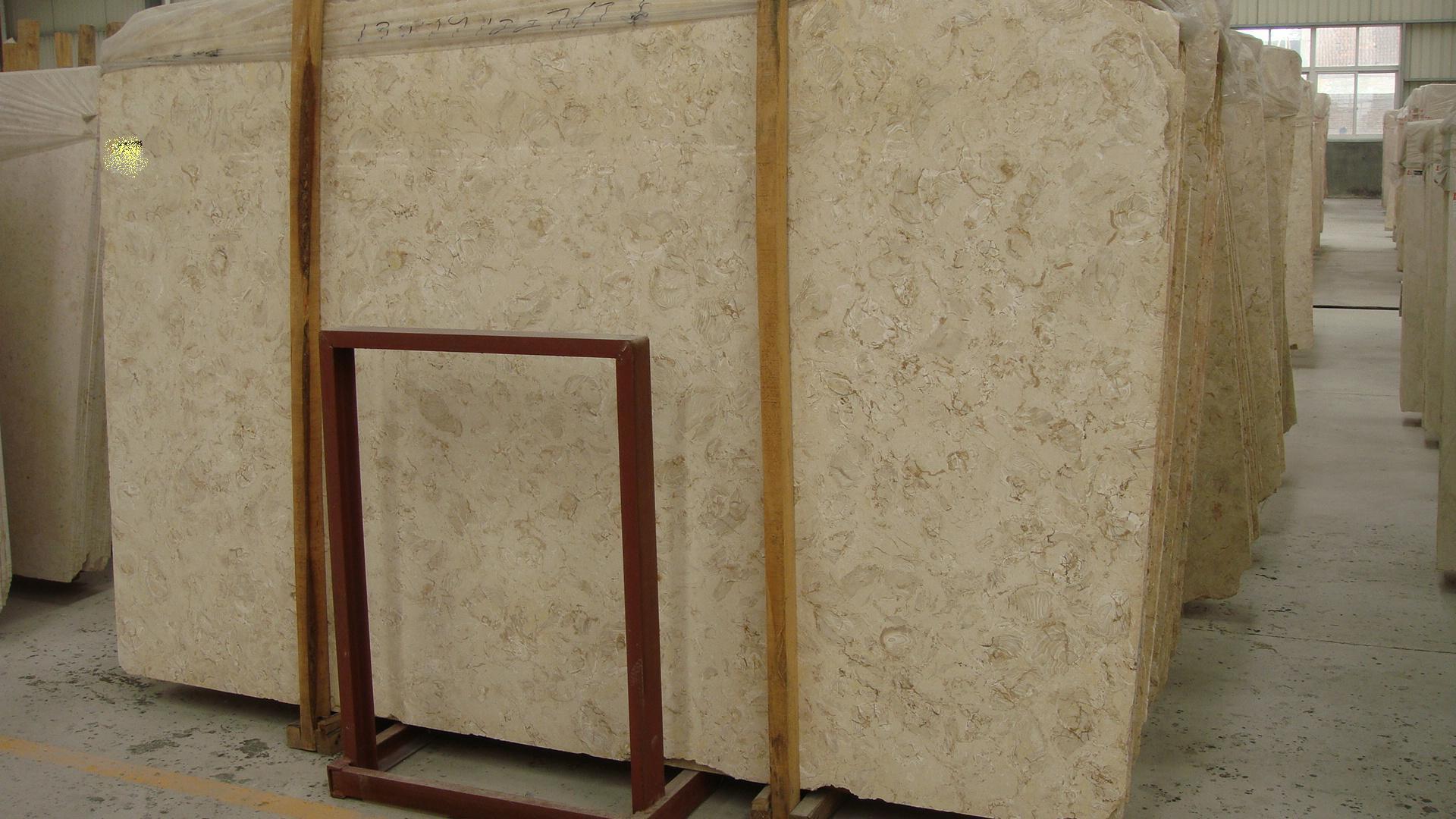 Foto de Fregadero de piedra de mármol Natural Beige Amarillo de ...