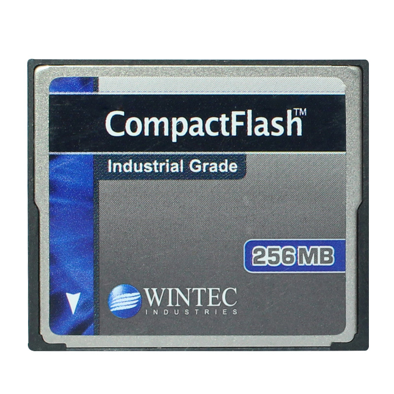 CompactFlash 256MB WINTEC INDUSTRIES Industrial Grade Memory Card