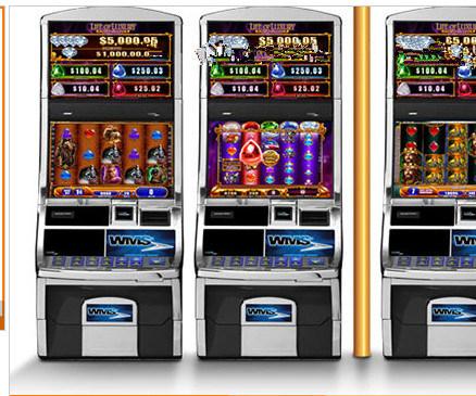 Het inheemse Amerikaanse Isa Leven van de Gokautomaten van het Casino van het Paleis Nieuwe van Luxe