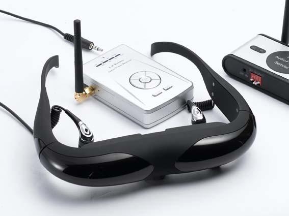 Video Eyewear (EVG 920 RS)
