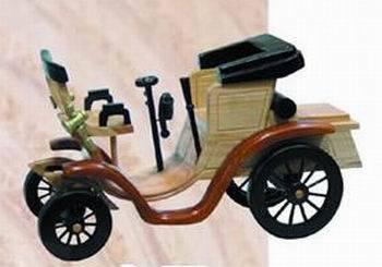 لعبة السيارات الخشبية (JHW-002-7)