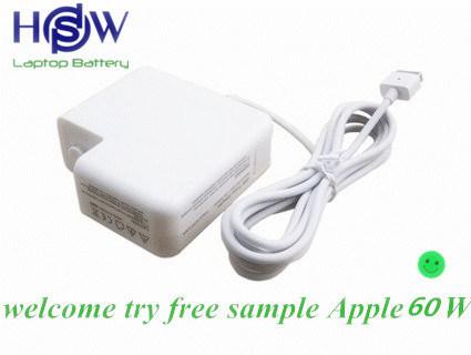 OEM para carga do adaptador de Notebook Apple 60W 16,5 V 3.65A