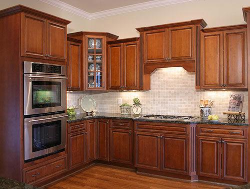 Gabinete de la mueble cocina de madera s lida cabinets1 for Imagenes de muebles de cocina de madera