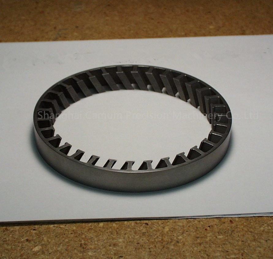El estator de Precisión de mecanizado CNC no estándar