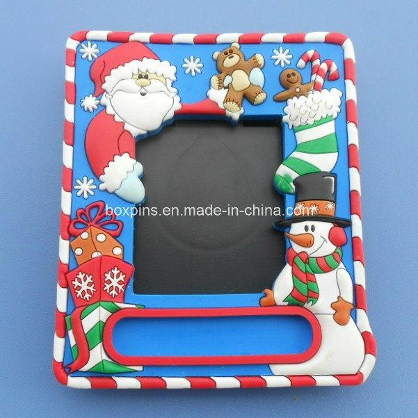 Санта-Рождество изображения фотографий рамка для фотографий