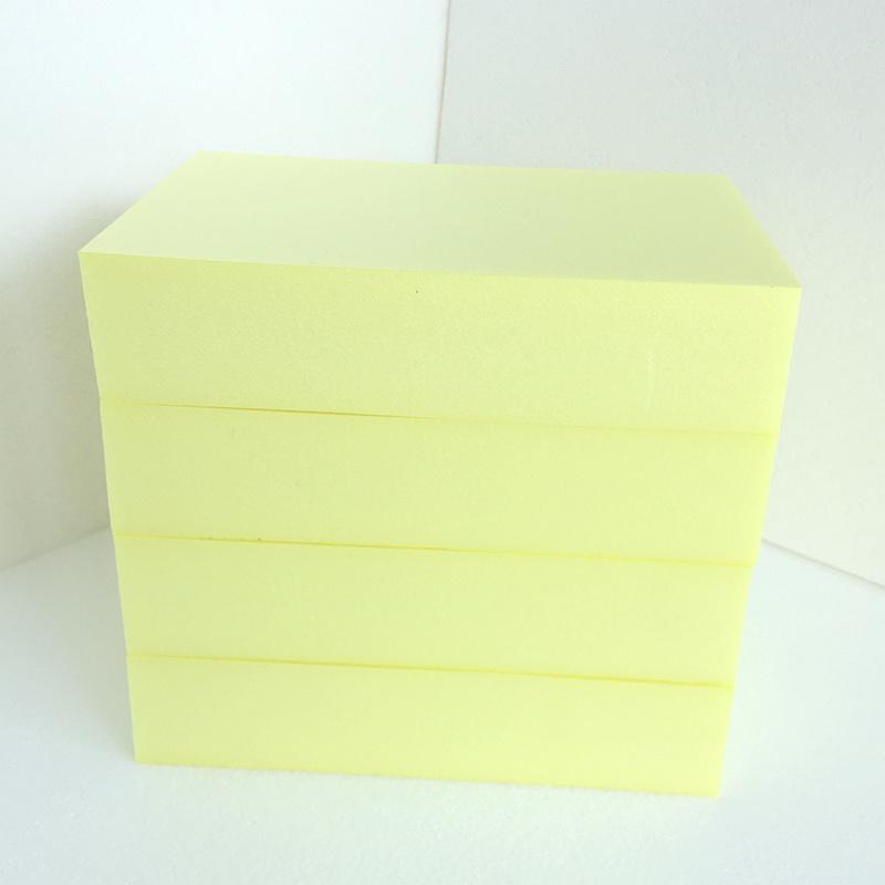 [فودا] انبثق بوليستيرين ([إكسبس]) زبد لون [ب3] درجة [300كبا] أصفر [20مّ] كثيفا