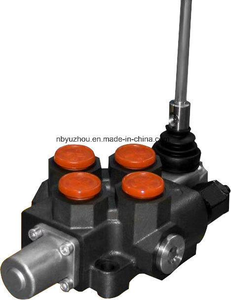 セクション弁、Monoblock弁、油圧方向弁120lpm