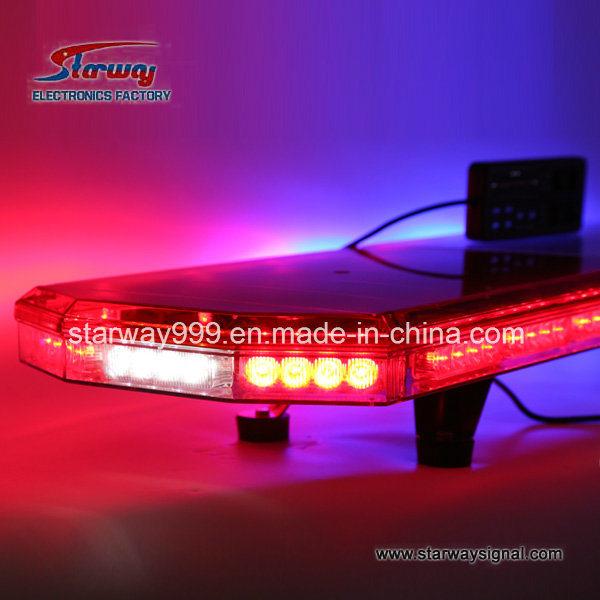 Del d'avertissement Sreamlined barre pleine lumière et de la Police de la barre lumineuse à LED pour Camion de Pompiers Ambulance (LED3500)
