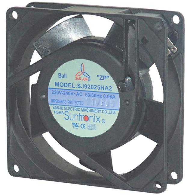 Ventilateur de refroidissement 92x92x25mm Suntronix ventilateur Ventilateur ventilateur industriel Adda étanche