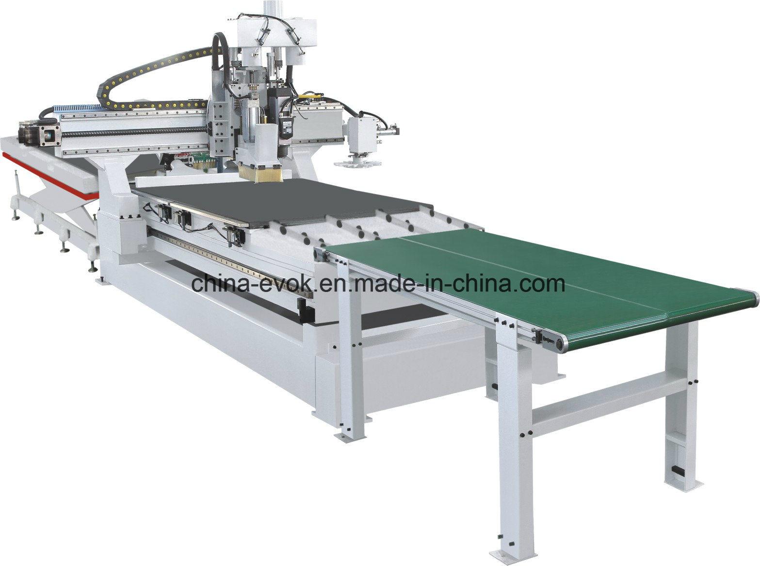 Router CNC Cortar&gravura a máquina para a indústria da madeira Mg-2412C2