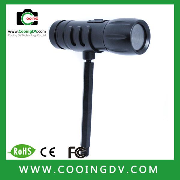 Lampe de poche de la caméra de vision de nuit