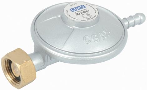 Regulador de gas (C30G02U30).