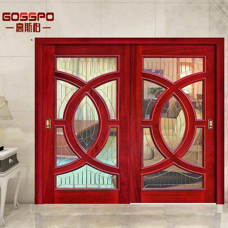 Foto de Puertas de vidrio de desplazamiento malasias del marco de ...