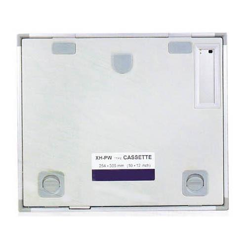 X-ray Cassette radiográfico con ventana ID/Ce aprobada