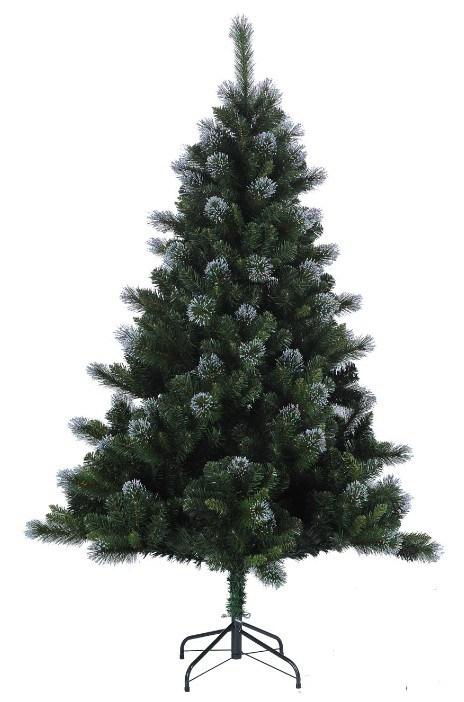 Vijf-kleur de Kerstboom van de Naalden van de Pijnboom (BEK060-834CM/WD)