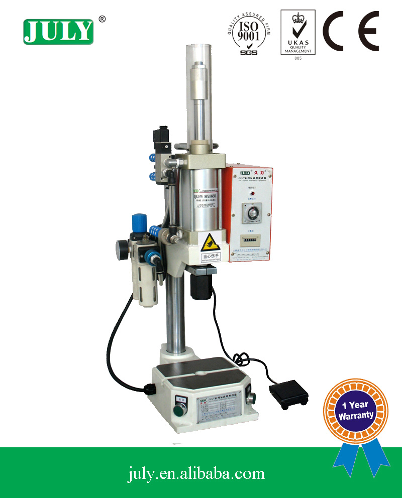 Qualitätszertifizierung Juli manuelle hydraulische Pressmaschine (JLYA)