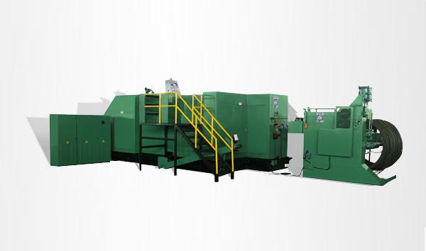 Kalte Überschrifts-Mehrplatzmaschine (Stbg24b-4s)