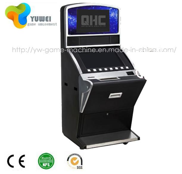 Casinò delle slot machine di piano d'appoggio di Coches Cina mini