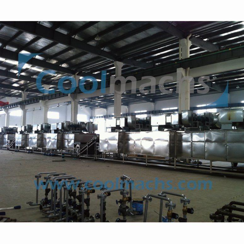 Hierba de la máquina de procesamiento industrial de hierba de secado de botella, Hierba de la máquina de secado