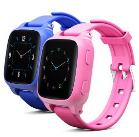 Pantalla color Kids Mini reloj reloj teléfono móvil para los niños inteligentes