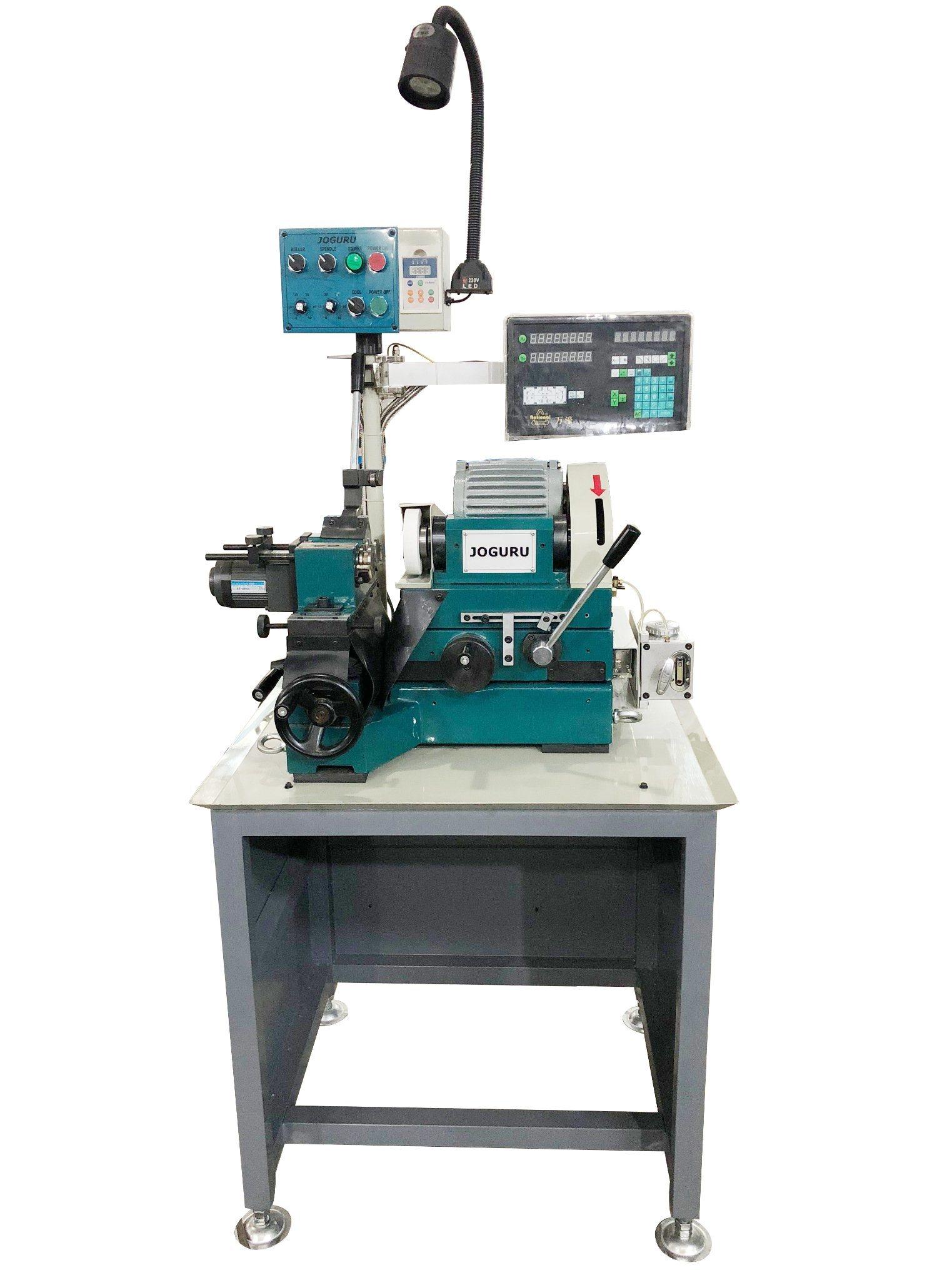 Manuel de la machine de meulage externe Lathe Cst-250D