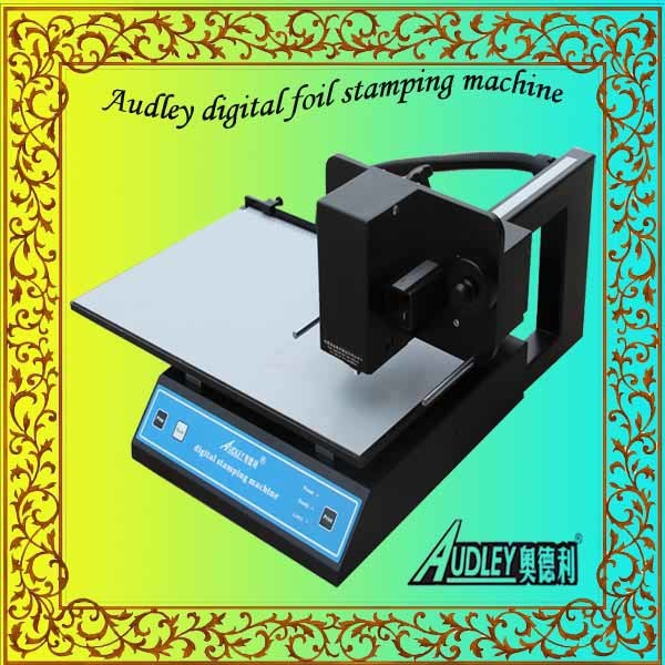 Audley hot stamping Machine d'impression d'aluminium (ADL-3050A)