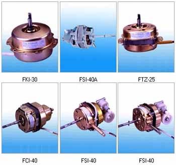 Motore a corrente alternata (Accessorio del ventilatore elettrico)