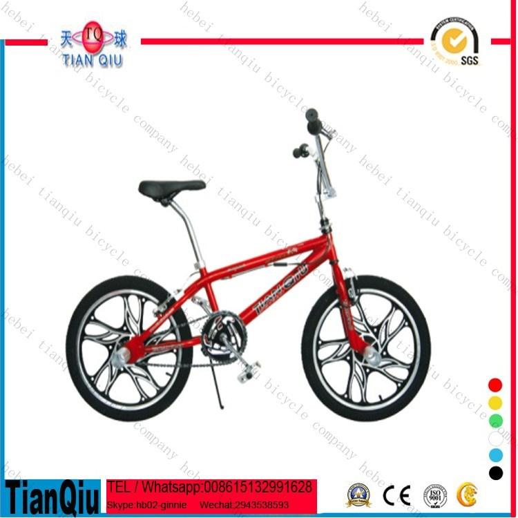 Kid\'s bicicleta_Moto_Mini_BMX con tubos de titanio para bicicleta ...