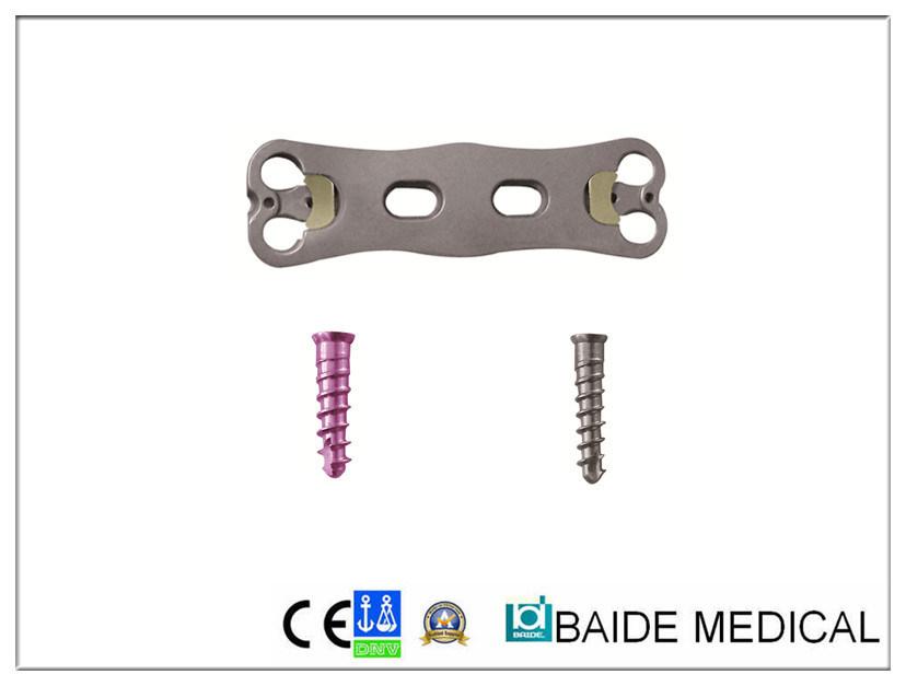 Piastra cervicale anteriore Baide in titanio